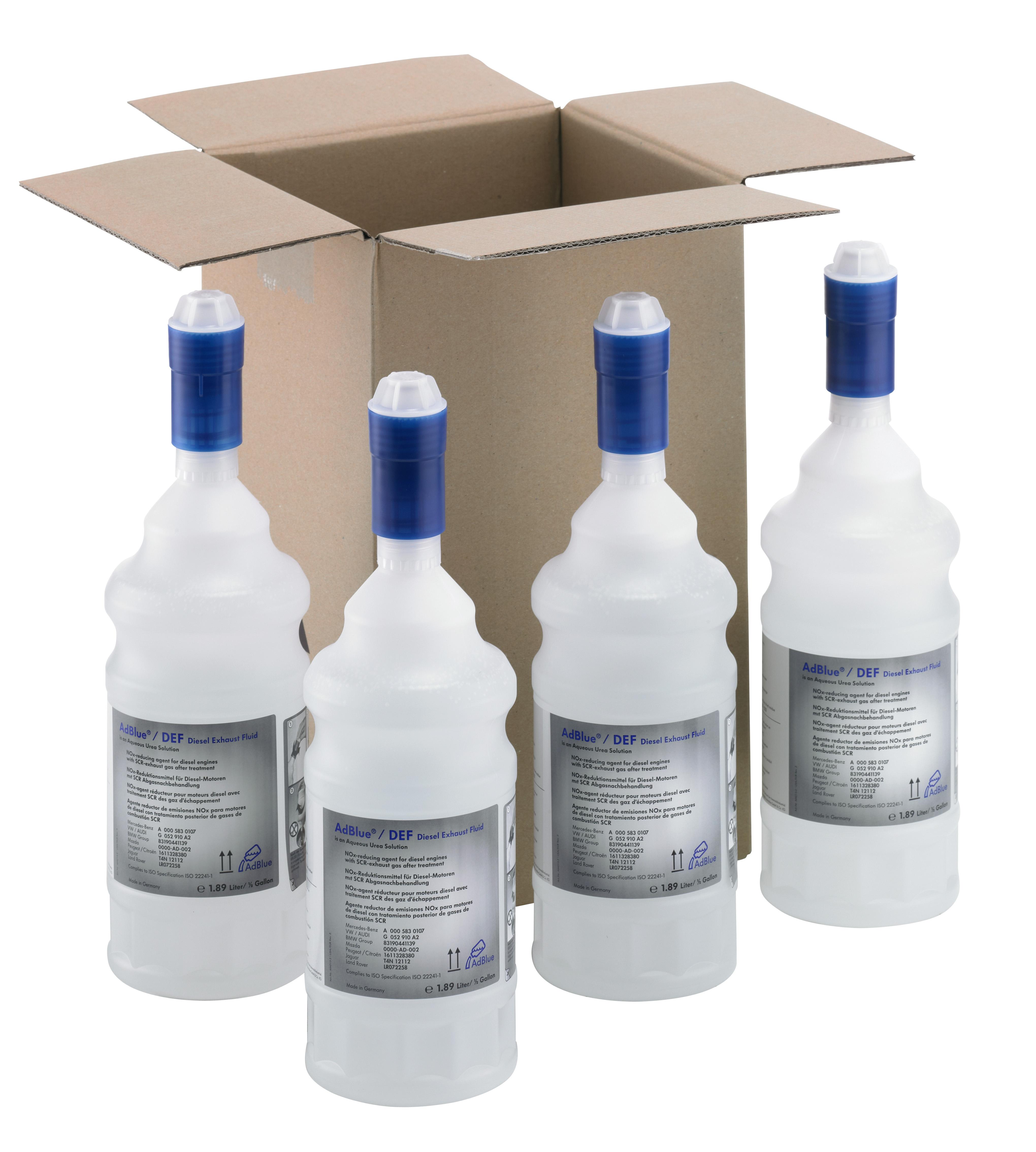 Kruse AdBlue® 4 x 1,89 Liter Flasche