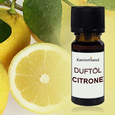 Duftöl Citrus, 10 ml Tropfflasche
