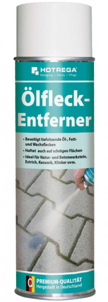 Ölfleckentferner 6 x 500 ml Spraydose