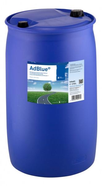 AdBlue® 2 x 210 Liter Fass