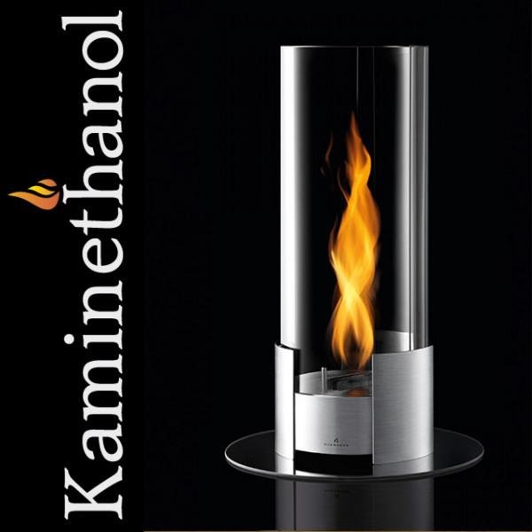 Kaminofen Bioethanol twistfire generation h 63 cm bioethanol kamin twistfire