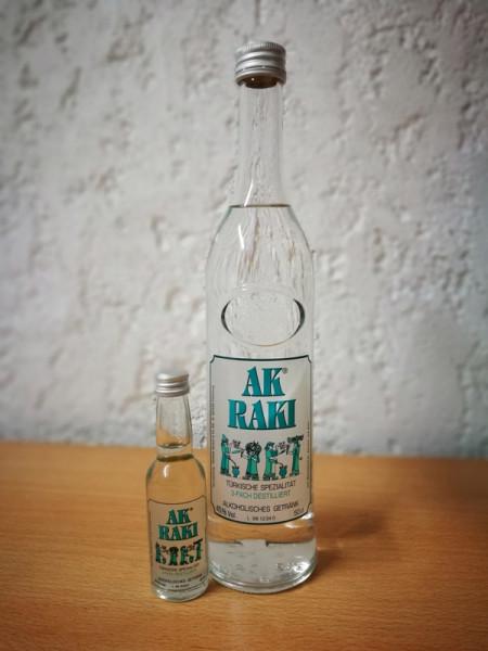 AK® RAKI Türkische Spezialität 500 ml (inkl. Ak® Raki 4cl)
