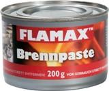 10 x 200 g Flamax Sicherheitsbrennpaste