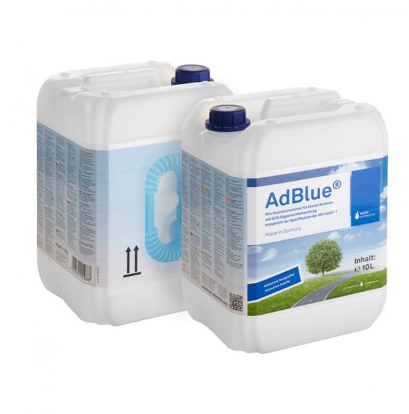 AdBlue® 12 x 10 L Kanister für LKW und PKW