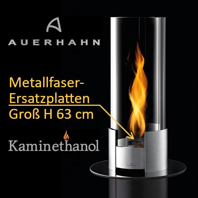 Metallfaserplatte Twistfire NEW GENERATION H 63 cm